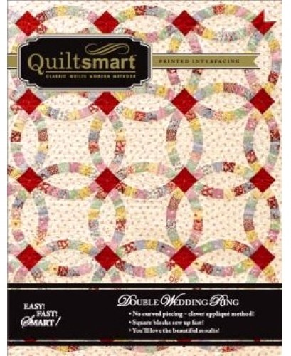 Eleanor Burns Quiltsmart Double Wedding Ring Instruction Booklet
