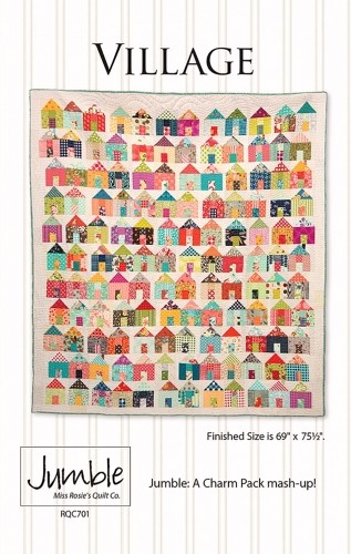 Village Pattern by Jumble