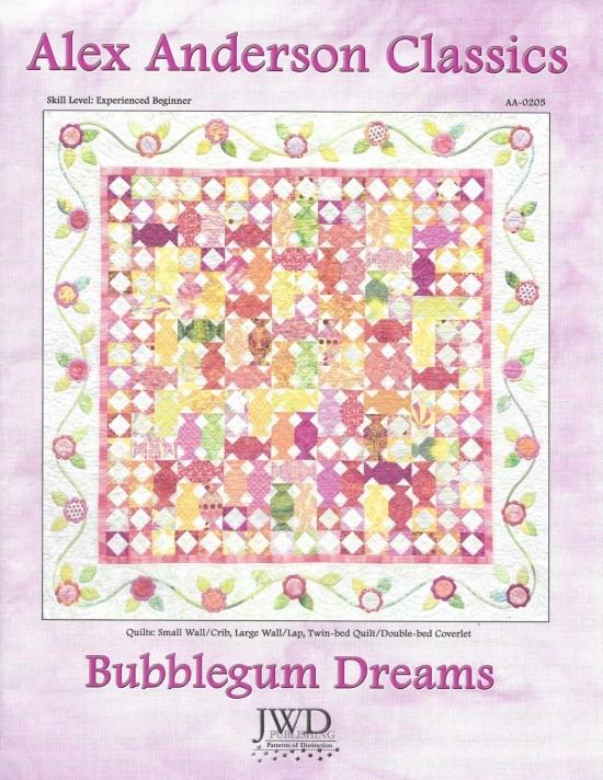 Alex Anderson Classics Bubblegum Dreams