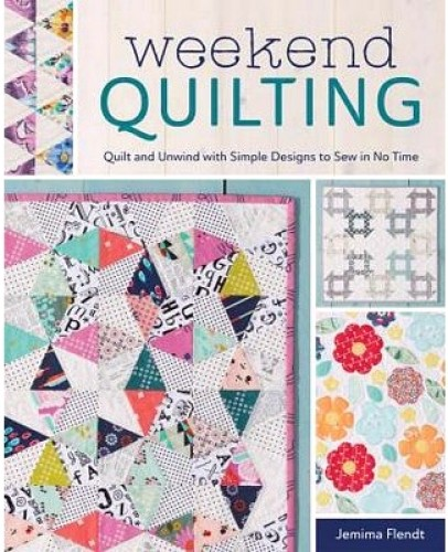 Eleanor Burns Weekend Quilting Quilt And Unwind By Fons Porter