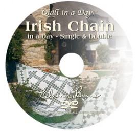 Irish Chain in a Day - Single & Double DVD