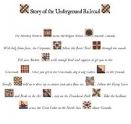 Underground Railroad Label Companion Kit