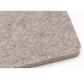 Premium Gray Wool Large Pressing Mat