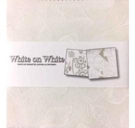Benartex - White On White 5x5 Pack