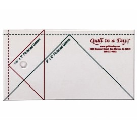 Small Flying Geese Ruler 3 X 6 by Quilt in a Day