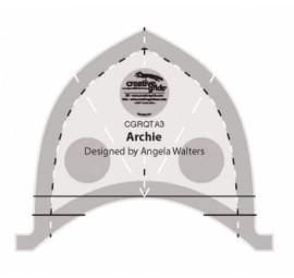 Creative Grids Machine Quilting Tool - Archie CGRQTA3