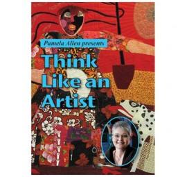 Pamela Allen Presents Think Like An Artist DVD