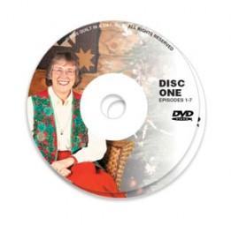 Christmas at Bear's Paw Ranch DVD