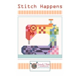 Stitch Happens by Kelli Fannin