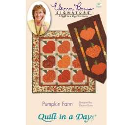 Pumpkin Farm: Eleanor Burns Signature Pattern 735272012719