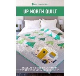 Up North Quilt Pattern by Lindsey Neill
