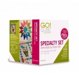 GO! Qube Specialty Set - Serendipity by Edyta Sitar