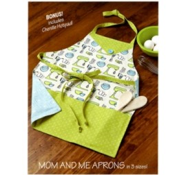 Atkinson Designs: Mom And Me Aprons
