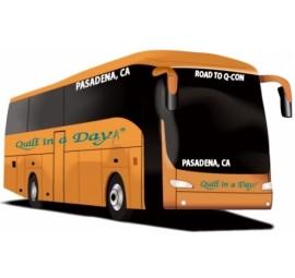 QuiltCon 2018 Bus Trip