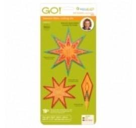 Accuquilt Die GO! 55315 Star 8-Point by Sarah Vedeler