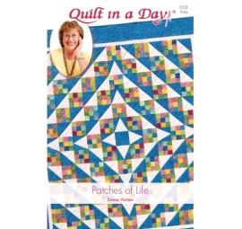 Patches of Life Quilt: Eleanor Burns Signature Quilt Pattern