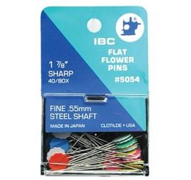 IBC Flower Head Pins 1 7/8 inches