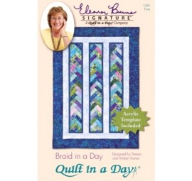 Braid in a Day: Eleanor Burns Signature Pattern 735272012825