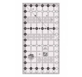 Creative Grids Quilting Ruler 6 1/2in x 12 1/2in  CGR612