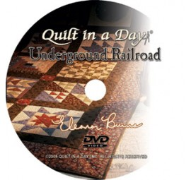 Quilts from the Underground Railroad DVD