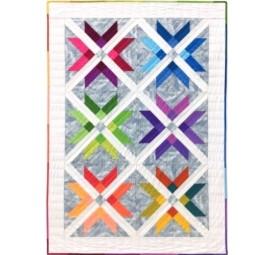 2017 Havasu Stitchers Quilt Show Class - Friday Nov 3 - Mexican Star