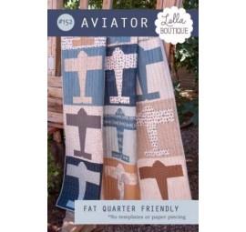 Aviator Pattern by Lella Boutique