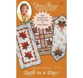 Autumn Leaves: Eleanor Burns Signature Quilt Pattern  735272012603