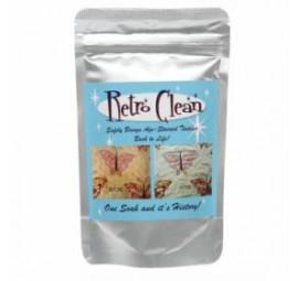 Retro Clean Soak 4 oz Bag Unscented