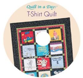T-Shirt Quilt DVD