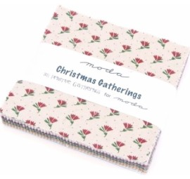 Christmas Gatherings Charm Pack - Moda Precuts