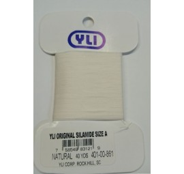YLI Silamide Thread Natural 40 yards