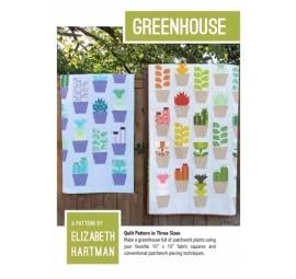 Greenhouse Pattern by Elizabeth Hartman