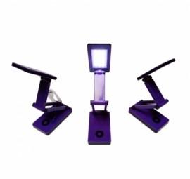 Folding DeskLamp Purple