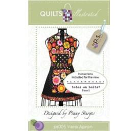 Quilts Illustrated: Vera Apron