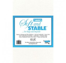 By Annies Soft and Stable - 18 in x 58 in - White