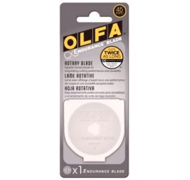 Olfa Endurance Rotary Replacement Blade 45 mm