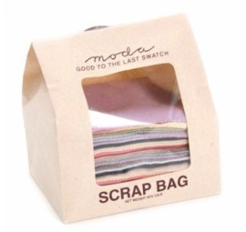 Moda Wool Scrap Bag Moda Precuts
