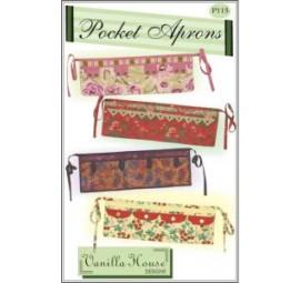 Vanilla House Designs - Pocket Aprons Pattern