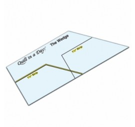 The Wedge Ruler by Quilt in a Day