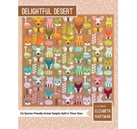 Delightful Desert Pattern by Elizabeth Hartman