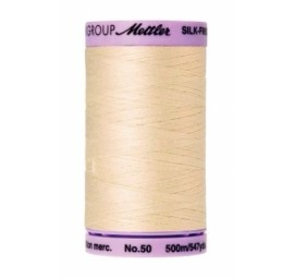 Thread - Silk Finish Cotton 50wt, 547yds Muslin