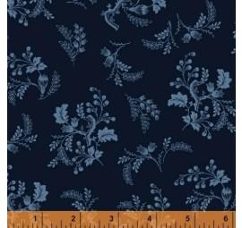 WINDHAM FABRICS - Rhapsody In Blue - 42127-1
