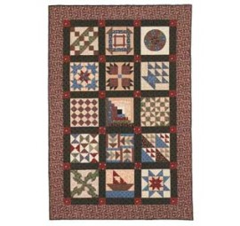 Underground Railroad Fabric Kit