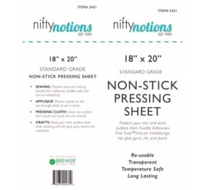 Nifty Notions Teflon Pressing Sheet 18 in x 20 in