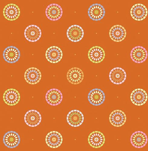 BENARTEX - Nightingale - Sunrise - Orange