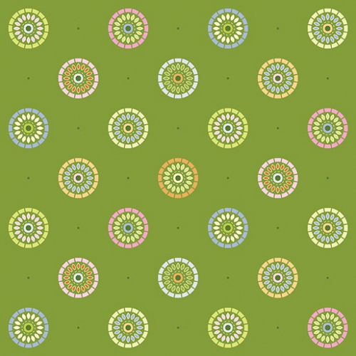 BENARTEX - Nightingale - Sunrise - Green