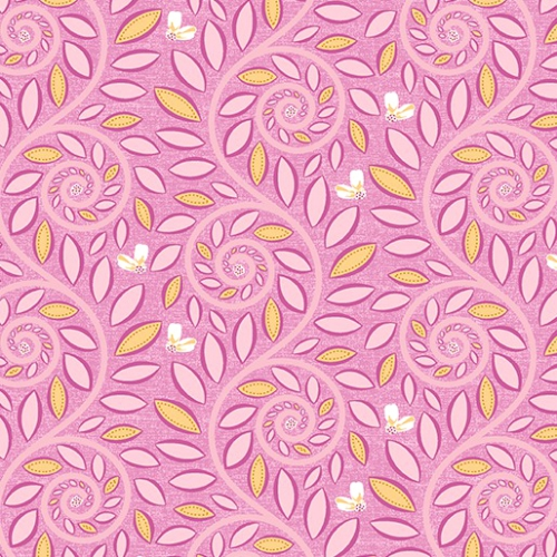 BENARTEX - Nightingale - Vine - Pink