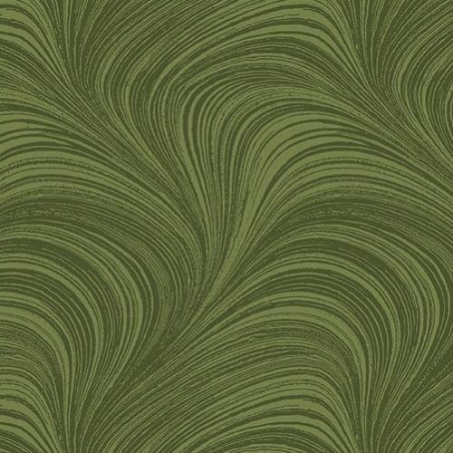 BENARTEX - Wave Texture - Medium Green