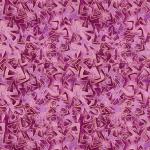 BENARTEX - Believe In Unicorns by Ann Lauer - Triangular Motion - Metallic - Rose