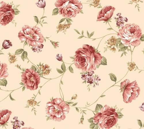 BENARTEX - Zelie Ann - Grandview - Else's Flowers Butter
